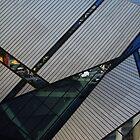 Royal Ontario Museum Detail by TeaCee