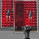 Double Coke on the crates by awefaul