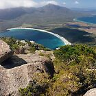 Wineglass Bay, Freycinet National Park by Jane McDougall