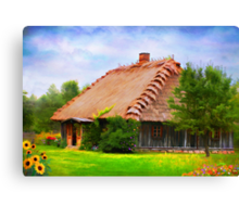 Country Museum... Canvas Print