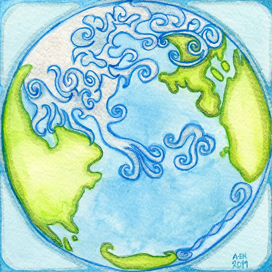 Earth by Amy-Elyse Neer