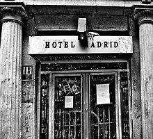 Hotel Madrid by Merlina Capalini