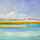 Gold Coast Broadwater by Virginia McGowan