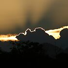 cloud sunbeam by arteparada