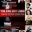 Canadian 40th JUNO Collection Title by keelermediagrp