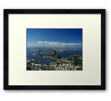 Sugar Loaf 1 Framed Print