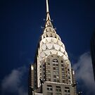 The Chrysler Building New York City by Vivienne Gucwa