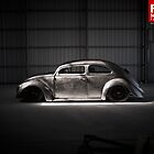 Chopped Beetle by FuelMagazine