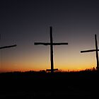 Lead Me to Calvary by Kent Nickell
