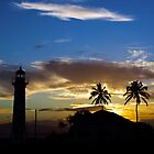 Sunset at Guantanamo by Andrew Hillegass