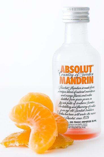 Absolut Mandarin by pauldwade