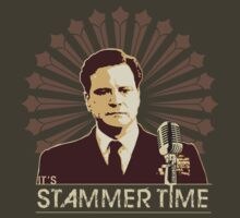 It's Stammer Time by Spikerama