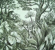The Gardener by Bridget Rust