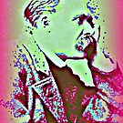 PORTRAIT OF NIETZSCHE. by Terry Collett