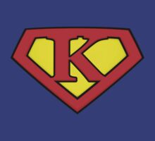 SUPER K Logo Shield by adamcampen