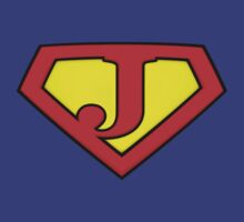 SUPER J Logo Shield by adamcampen