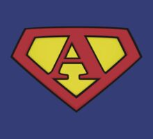SUPER A Logo Shield by adamcampen