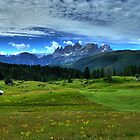 Dolomiti IV by TigerOPC