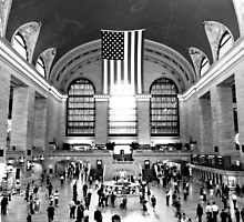 NYC - Grand Central Station by hermez