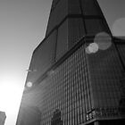 Willis Tower - Chicago by Jesus Diaz