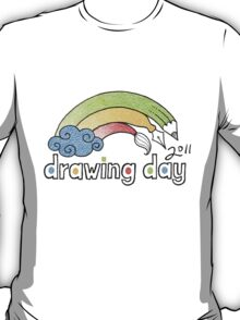 Drawing Day ~ Logo T-Shirt
