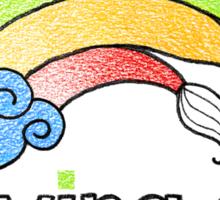 Drawing Day ~ Logo Sticker