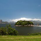 Sugar Loaf and Boa Viagem Beach by arteparada