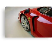 Ferrari Enzo - Detail Canvas Print