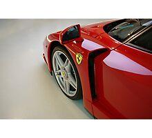 Ferrari Enzo - Detail Photographic Print
