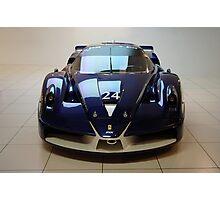 Ferrari FXX - no° 24 Photographic Print