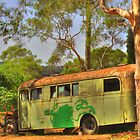 The Old School Bus by PollyBrown