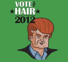 VOTE THE HAIR by peabody00