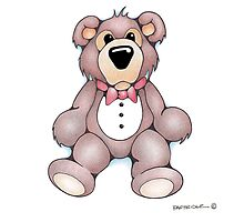 Bearly Dressed by Grumpology