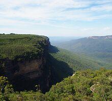 Jamieson Valley Vista by Alison Murphy