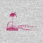 Mazooda_Island_Magenta by Caine Mazoudier