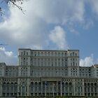 The Romanian Parliament - Casa Poporului by TigerOPC