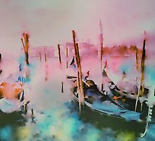 Venice impression  by rosalin