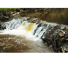 Mill River 2 Photographic Print