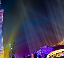 Guangzhou Tower by shirleyglei