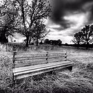 BW-Bench - Bowie, Texas by jphall