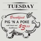 pig in a poke by ThunderArtwork