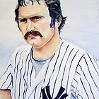 thurman munson by Brian Degnon