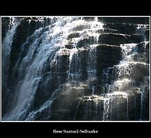 Ithaca Falls #1 by Rose Santuci-Sofranko