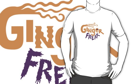 Ginger Freak by Andi Bird