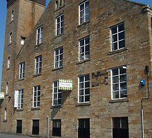 Trafalgar Mill, Burnley by Katy  Fryd