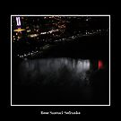 Niagara Falls - Nightly Illumination (Aerial view) by Rose Santuci-Sofranko