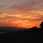 Exmouth Sunset by Andy Mackay