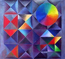 Colour sings by Karin Zeller
