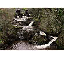 Mill River Photographic Print