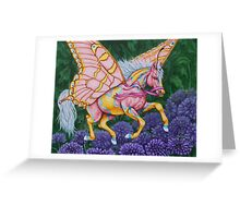 "Faery Horse ""Hope"" Greeting Card"